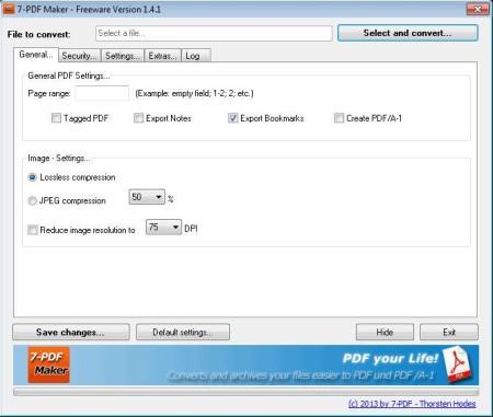 7 PDF Maker Free PDF Converter 2016