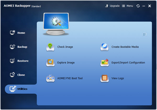 AOMEI Backupper Review Windows backup software