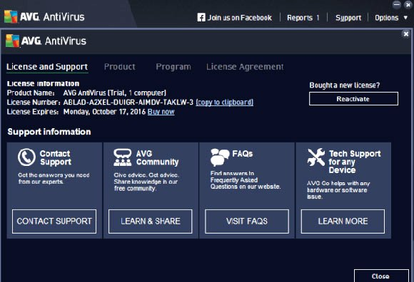 AVG Antivirus Free Full Version