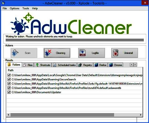 AdwCleaner 2016