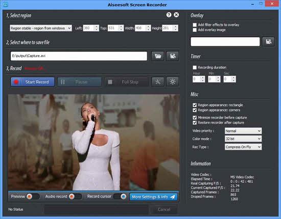 Aiseesoft Screen Recorder 2016