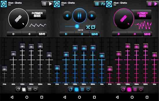 Bass Booster Equalizer: