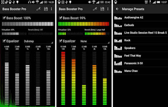 Bass Booster Pro by mApps