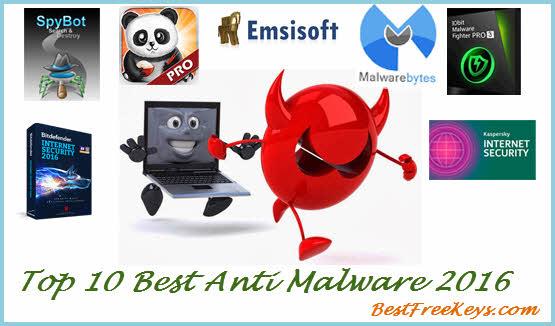 Best Anti Malware Software 2016