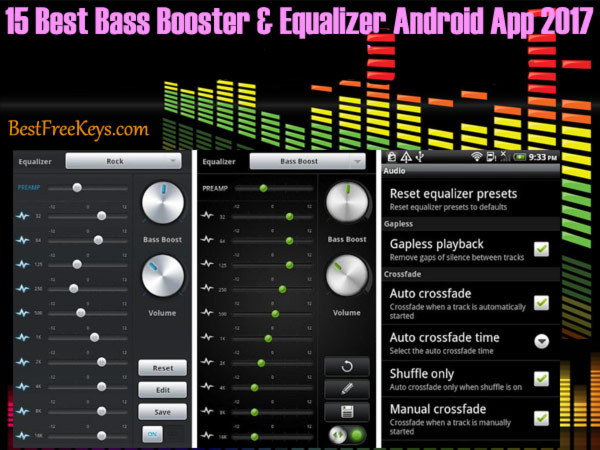 5 Best Bass Booster Apps For Android | Android Crush