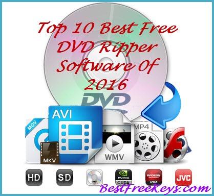 Best Free DVD Ripper 2016