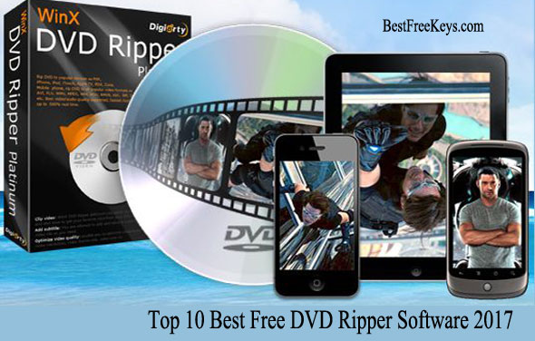 Best Free DVD Ripper 2017