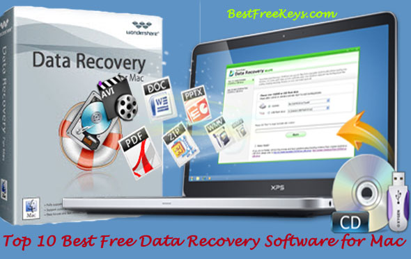 Best Free Data Recovery Software Mac