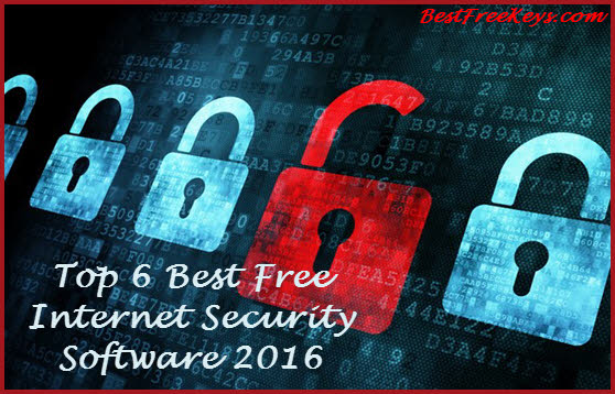 Best Free Internet Security 2017