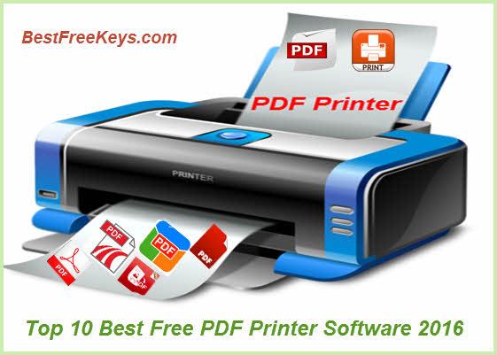 Best Free PDF Printer