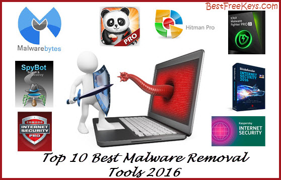 Best Malware Removal Tools 2016