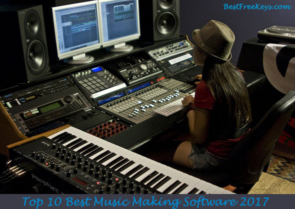 Best Free Music Making Software