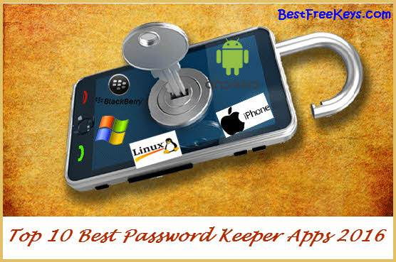 Best Password Keeper App