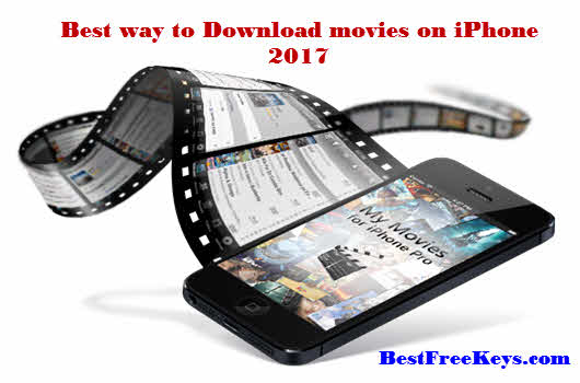 Best way Download movies iPhone
