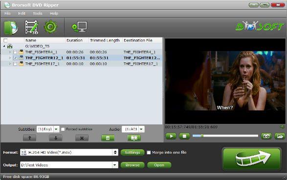 Borosoft DVD Ripper