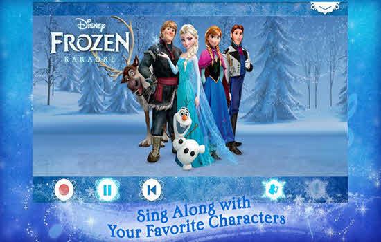 Disney Karaoke 2016