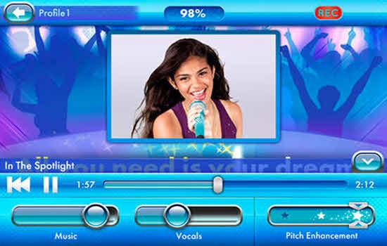 Disney Spotlight Karaoke 2016