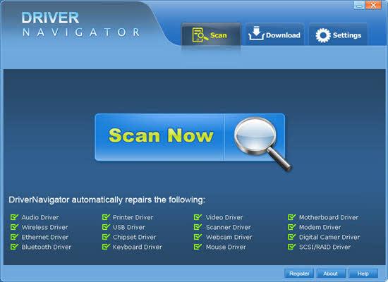 Driver Navigator 2016