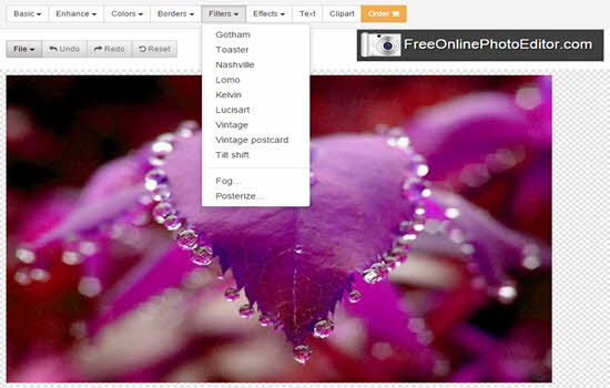 Free-Online Photo-Editor