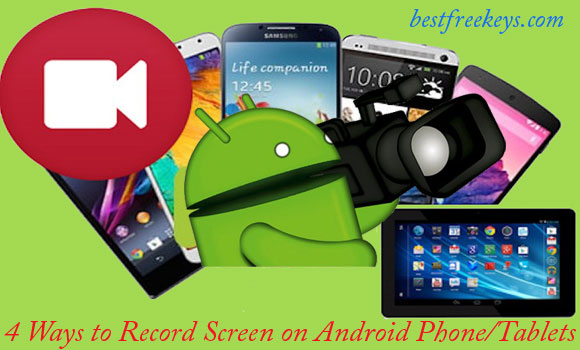 How to Record Screen on Android