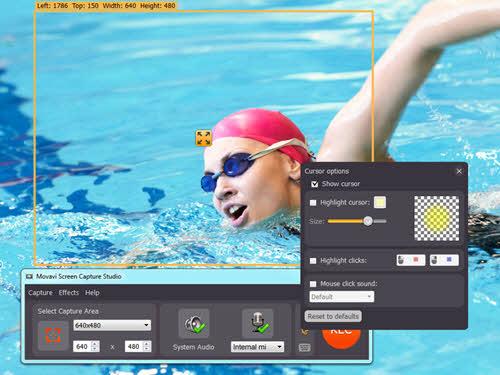 Movavi Screen Capture Studio 2017