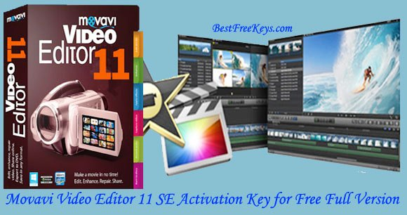 Movavi Video Editor 11 SE Activation Key