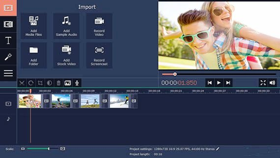 Movavi Video Editor Free Full Version