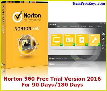 Norton 360 Free Trial 90 Days