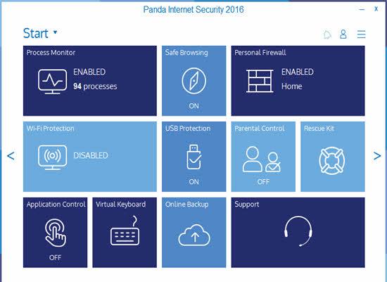 Panda Internet Security 2016 Free