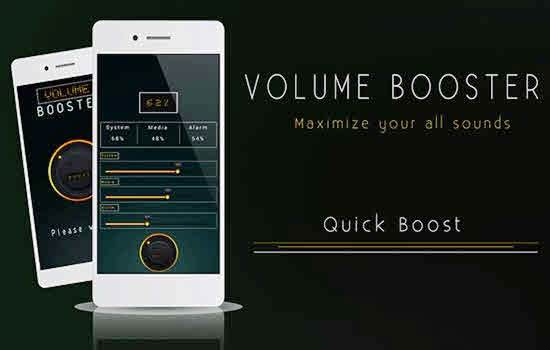Power Volume Booster