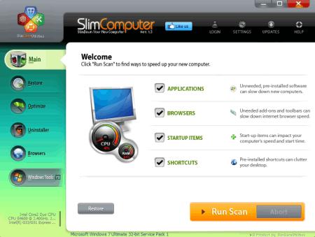 Slim Computer Adware Remover 2016