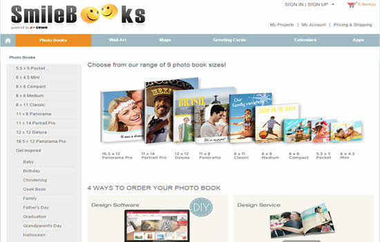 Smile Books Online photo Books 2016