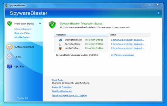 Spyware Blaster 2016