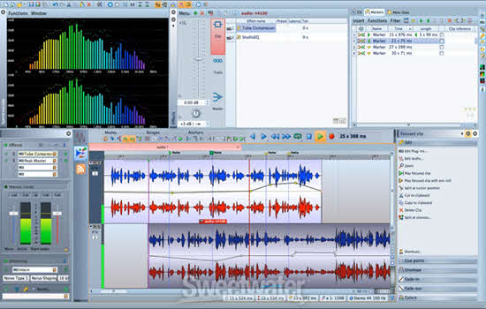 WaveLab Element Audio Editing Software 2016