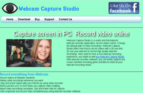 Webcam Capture Studio 2016