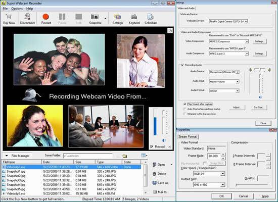 Zeallsoft Webcam Recorder 2016