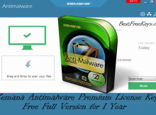 Zemana-AntiMalware-Premium-License-Key