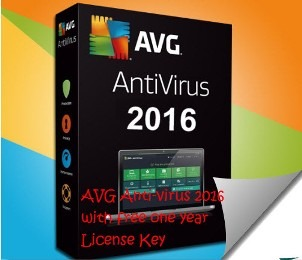 AVG Antivirus 2016 Product Key