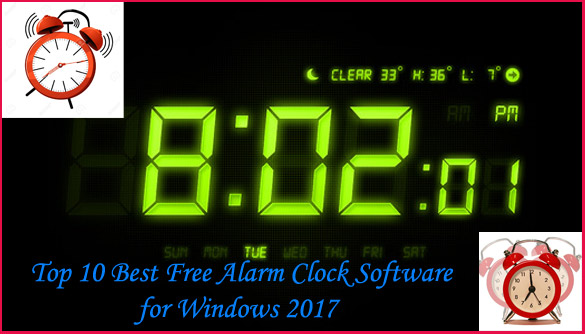 Best Free Alarm Clock Software
