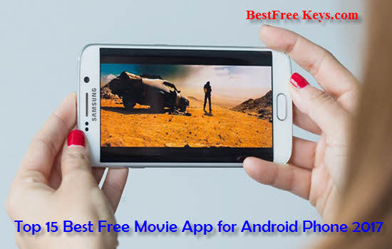 best free movie app android