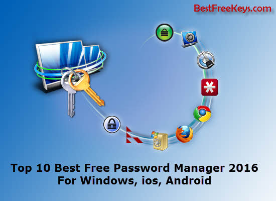 best free password manager 2016
