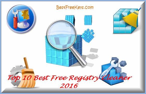 best free registry cleaner 2017