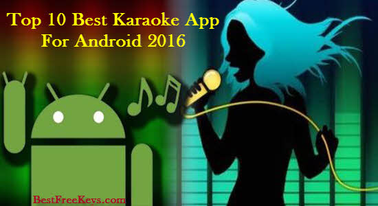 best karaoke app for android