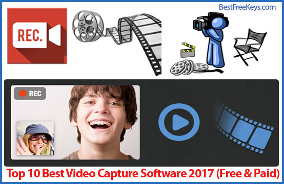 Best Video Capture Software 2017