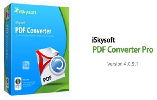 iSkysoft PDF Converter Pro Free PDF Converter 2016
