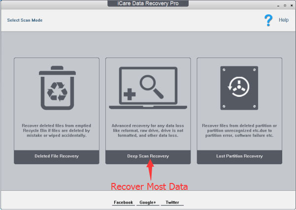 iCare Data Recovery Pro License Key for Free download