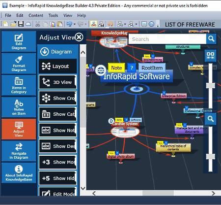 Best Free 3D Mind Mapping Software
