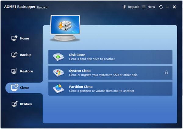 AOMEI Backupper Review For Windows