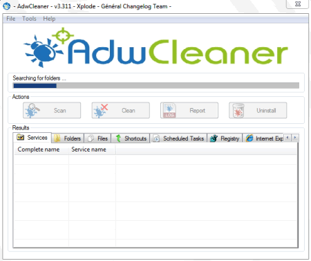 AdwCleaner Adware Remover 2016