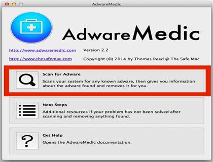 Adwaremedic Adware Remover 2016